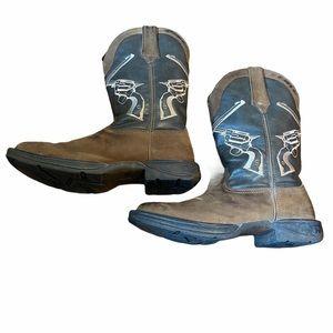 Rebel By Durango Crossed Guns Western Cowboy Boots